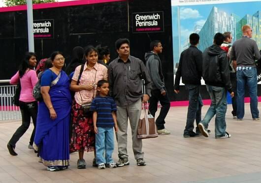 Bollywood z londyńskiej strony