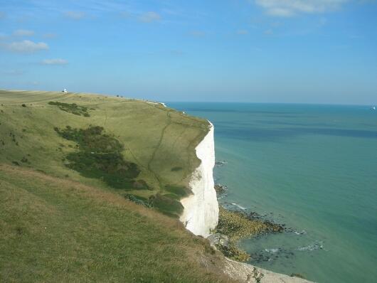 Dover – tu się zaczyna Anglia