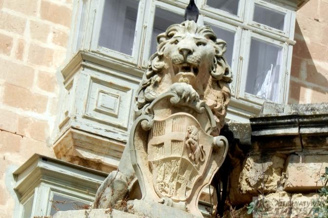Malta: Valetta od zaplecza