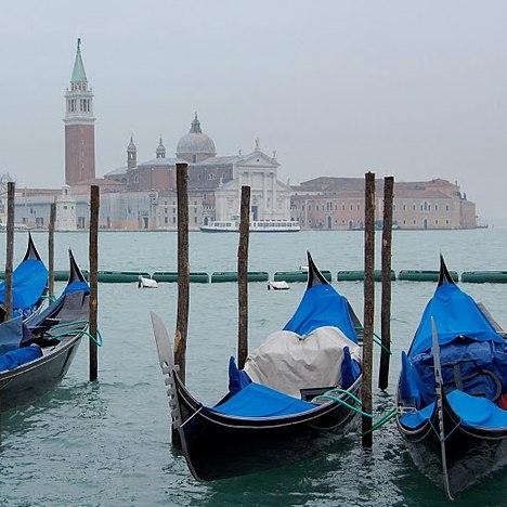 Posłuchaj: Wenecja w lutym