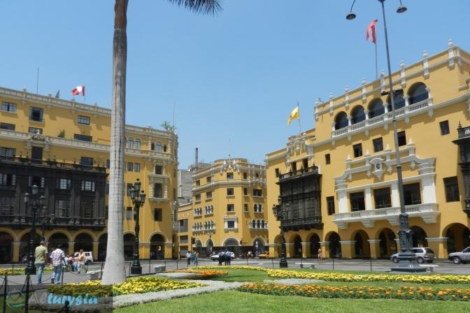 Zobacz: Lima – stare miasto
