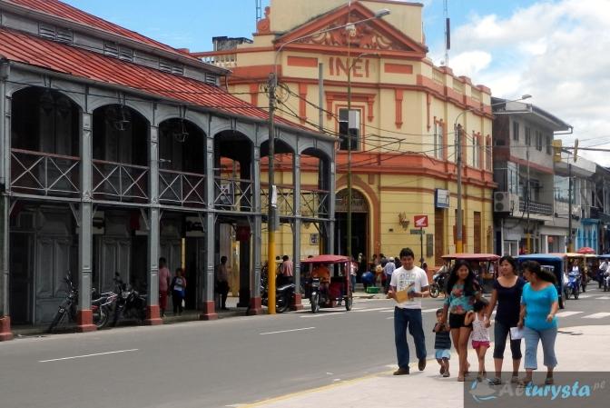 Zobacz: Iquitos – miasto w środku dżungli