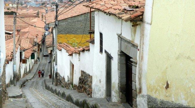 Zobacz: Cuzco wykute w kamieniu