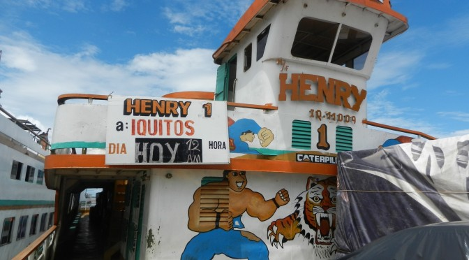 Droga do Iquitos