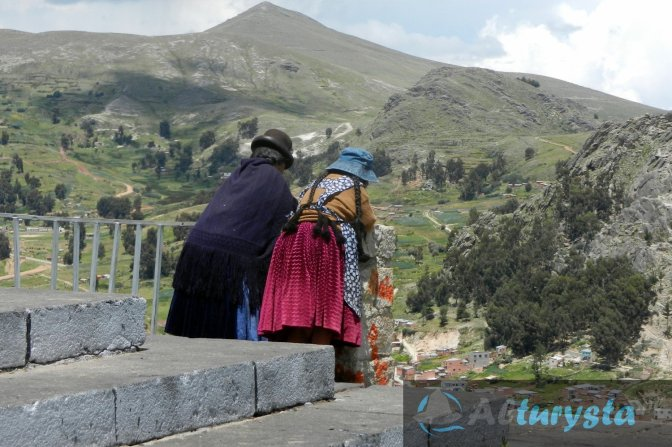 Zobacz: Copacabana i Titicaca