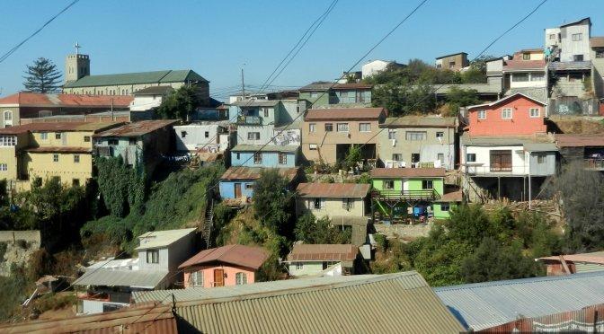 Wywrotowe Valparaiso