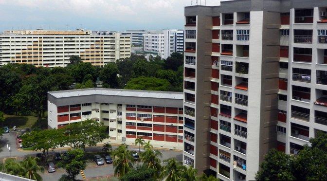 W singapurskim domu