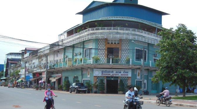 Ptasie radio nadaje z Kampotu