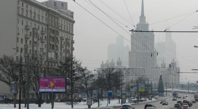 Moskiewskie abecadło