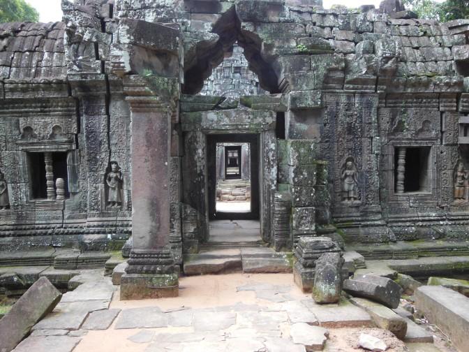 Posłuchaj: świątynia w dżungli