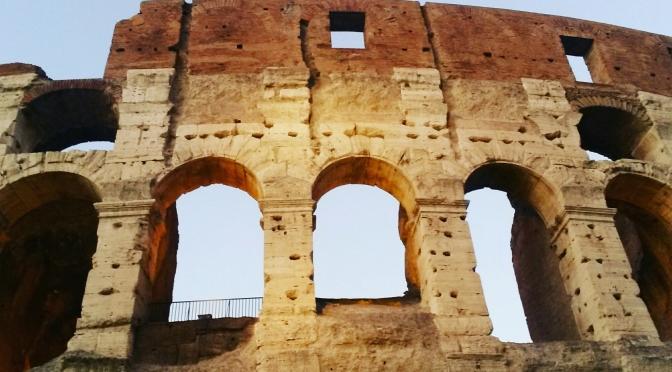 Rzymskie antywakacje